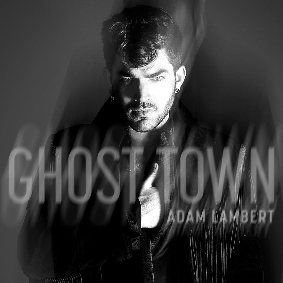 Adam Lambert - Ghost Town (Club Stars Remix) v2