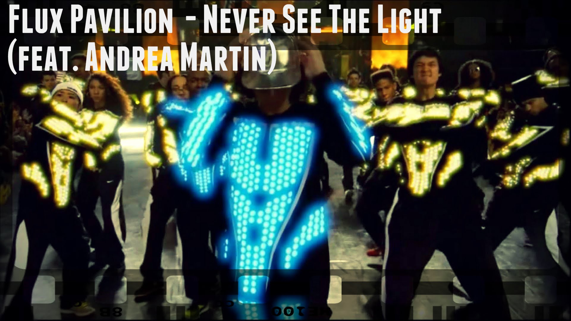 Flux Pavilion feat. Andrea Martin - Never See The Light