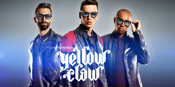 Yellow Claw feat. Ty Dolla Sign & Tyga - In My Room